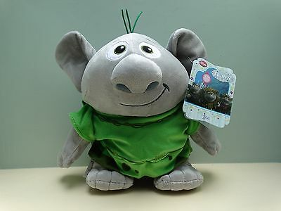 "Frozen Troll Disney Store Original BNWT Reversible Rock 10.5"" Plush Soft Toy New"