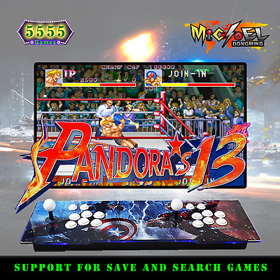 Pandora's Box 9s 3160 Games Retro Video Game Arcade Console HDMI Double Sticks