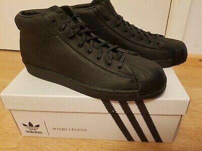 Adidas Wings + Horns Promodel 80's, Size 43 1/3