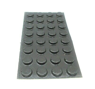 """7/16"""" Round Small Rubber Feet for Antiques, Vintage Radios, Electronics, Clocks"""