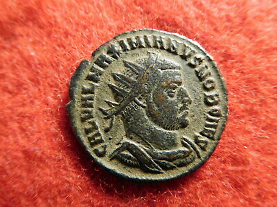 Roman Coin Guaranteed Ancient & Authentic - Galerius 293-311 A.D. (WW23)