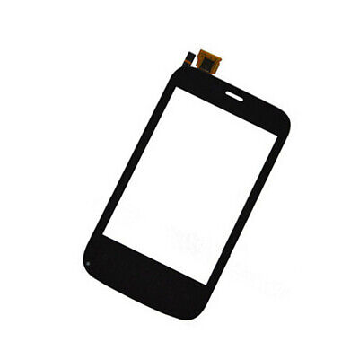 Front Outer Touch Screen Glass Lens Replacement For For Fly E154 Moblie Phone