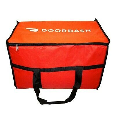 DoorDash Catering Bag Insulated Delivery W/ Strap Grocery Huge!