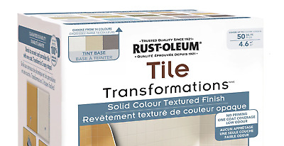 Rust Oleum Tile Transformations Solid Color Textured Finish