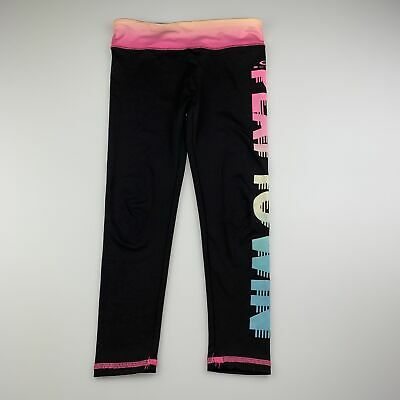 Girls size 7, Action Sports Elite, exercise / activewear leggings, GUC