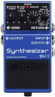 BOSS/SY-1 Synthesizer h-56