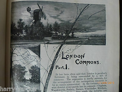 London Commons Newcastle on Tyne Afghanistan War Rare Old Victorian Article 1885