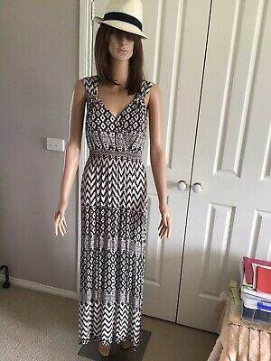 Jeans West Maxi Dress Size XS (8)
