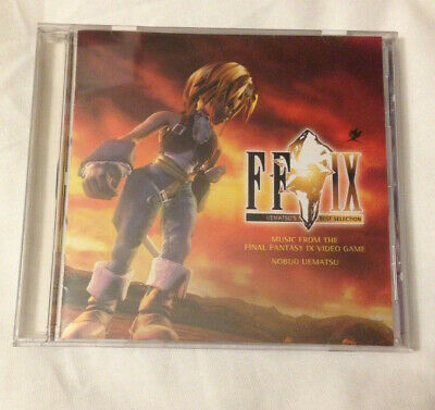 Uematsu's Best Selection: Music From the Final Fantasy IX Video Game CD