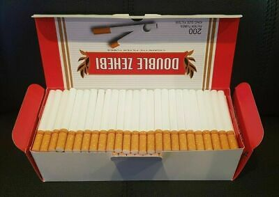 CLEARANCE 10,000 ROLLO RED KING SIZE Cigarrette filter tube Bulk Wholesale