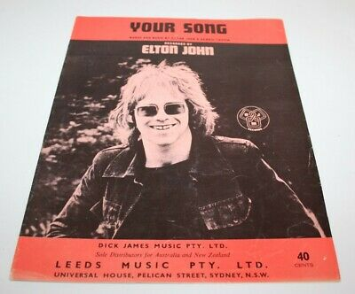 Elton John Anthology 2nd Edition Sheet Music E-Z Play Today Book NEW 000290104