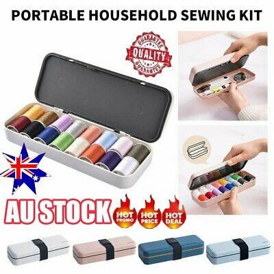 Sewing Kit Multifunctional Portable Sewing Threads Kit for Home Travel NW