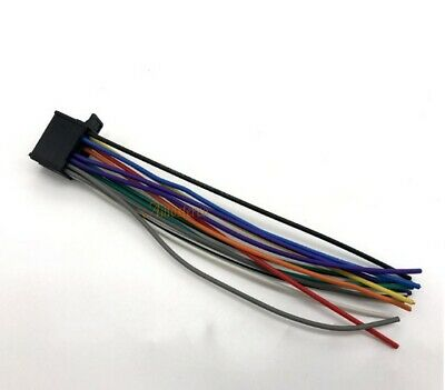 Wiring Harness Fits 2010-UP models Pioneer DEH-80PRS 16A2 Parts ...