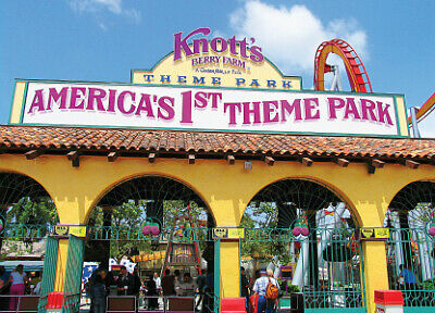 **$40 Each** Knotts Berry Farm Tickets Promo Savings Discount Tool