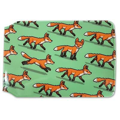 Pixel Foxes Oyster Card Holder/Travelcard, Bus Pass Wallet