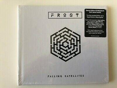 Frost - Falling Satellites - CD Digipack. Special Edition *NEU + OVP*
