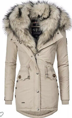 NAVAHOO SWEETY 2IN1 Damen Winter Jacke winter Parka Mantel
