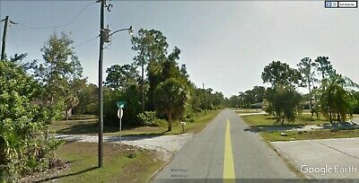 Port Charlotte Florida Lot -Gas, Water  &  Electric, Street Frontage!