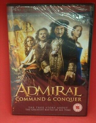 The Admiral - Command and Conquer [DVD]. Free UK Postage