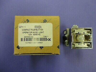 Eaton E30EA Dual Button Single Indicator