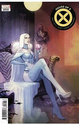 HOUSE OF X #3 HUDDLESTON VARIANT COVER 1:10  NM Free Shipping Available
