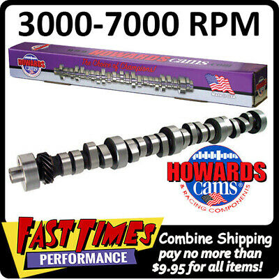 "HOWARD/'S 1700-5800 RPM SBF Ford 351w 275//275 475/""//475/"" 110° Camshaft /& Lifters"