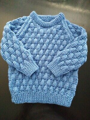 Size 1 Knitted Jumper #7