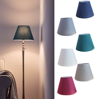 UK NEW Hanging Ceiling Pendant Or Table Lamp Light Shade Plain Lampshade