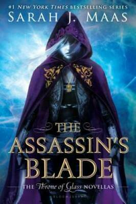 The Assassin's Blade: The Throne of Glass Novellas - Paperback - VERY GOOD