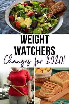"weight watchers nouveau  programme 2020 "" plan violet"" +300 aliments à 0 points"