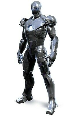 IRONMAN MARK 2 - SCALA 1:1 INDOSSABILE COSPLAY ( Costume, armatura, avengers )