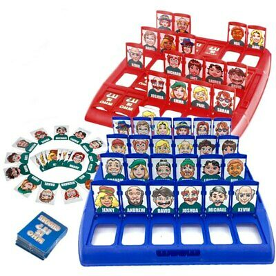 "Classic Board Game ""Who Is It Funny"" Family Guessing Games Kids Toy Gift"