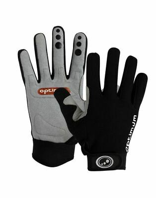 Optimum Sports Hawkley MTB BMX Stretch Back Padded Palm Cycling Gloves