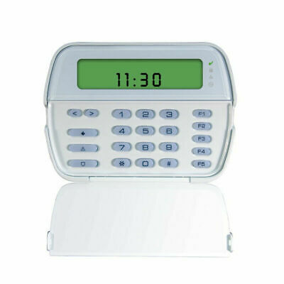 DSC PowerSeries 64-Zone LCD Picture Icon Keypad - PK5501ENG