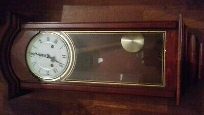 Lincoln 31 Day Wall Clock with Pendulum