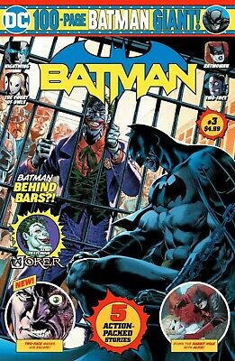 Batman Giant #3 2/5/2020 Free Shipping Available