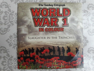 DVD - The World War in Colour - Slaughter in the Trenches - Daily Telegraph