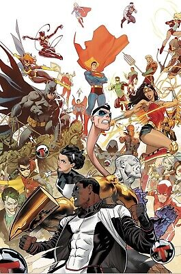 TERRIFICS #25 Cover A 2/12/2020 Free Shipping Available