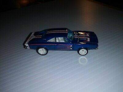 Hot Wheels Phil's Garage - Chase - (1969) '69 Dodge Charger R/T (Real Riders)