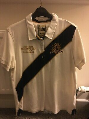 Ladies Joules Burghley Polo Shirt