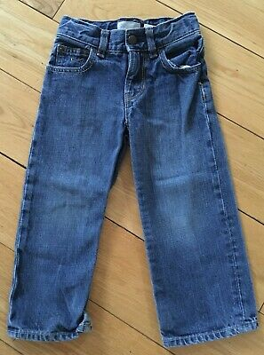 Boys GAP Blue Jeans Size 3 Years