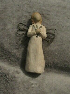 Demdaco Willow Tree REMEMBRANCE MUSICAL FIGURINE #27165 Till the End of Time