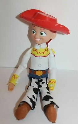 "Disney Pixar Toy Story Jessie 16"" Talking Toy Thinkway Toys"