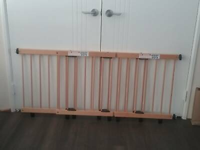 Wooden Baby/dog fence 150 cm x 65