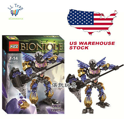 Bionicle Onua Uniter of Earth New Sealed toys Limited in stock