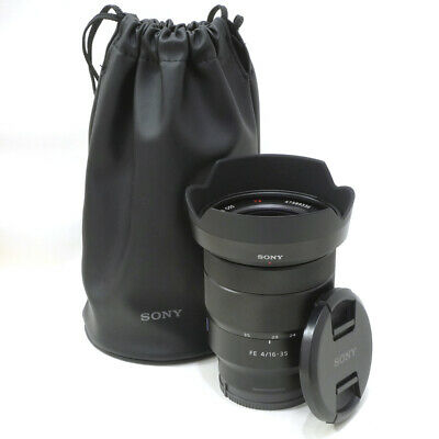 ***SONY FE 16-35mm F/4 OSS ZEISS VARIO-TESSAR T* | for ALL SONY MIRRORLESS***
