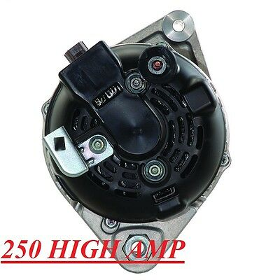 HIGH OUTPUT ALTERNATOR Fits HONDA ACCORD ACURA TSX 2.4L 2008 2009 2010 2011 250A