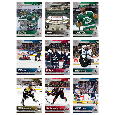 2019 Topps NOW NHL Week 14 Pack of 9 Stickers Free Shipping 🏒🏒🏒🏒🏒