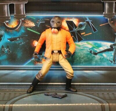 Star Wars Figure 1995 Potf Collection Ponda Baba (Cantina Showdown)
