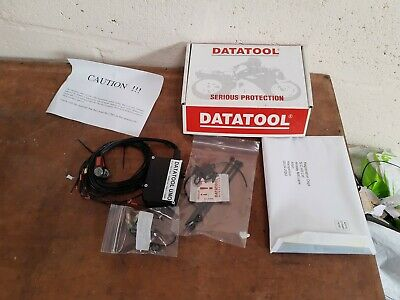 Datatool Uno Immobiliser for Scooter / Moped / Motorcycle 125cc
